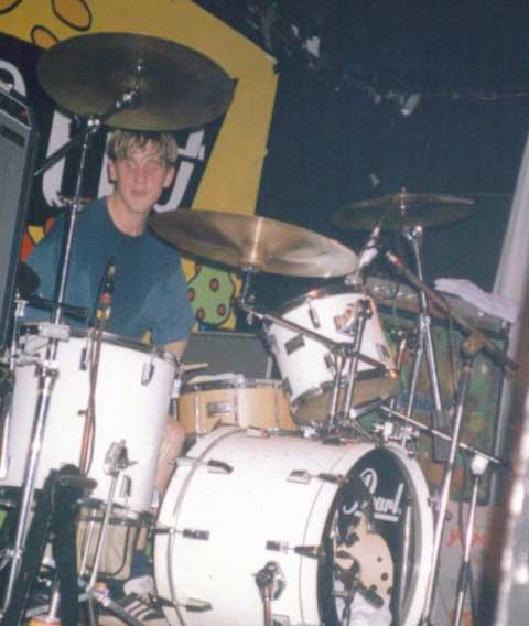 Sam - Coventry university (1 May 1993)