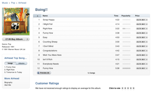 Boing!! is now available on iTunes