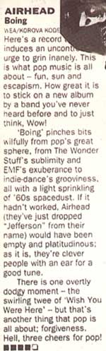 Boing!! - Select - January 1992
